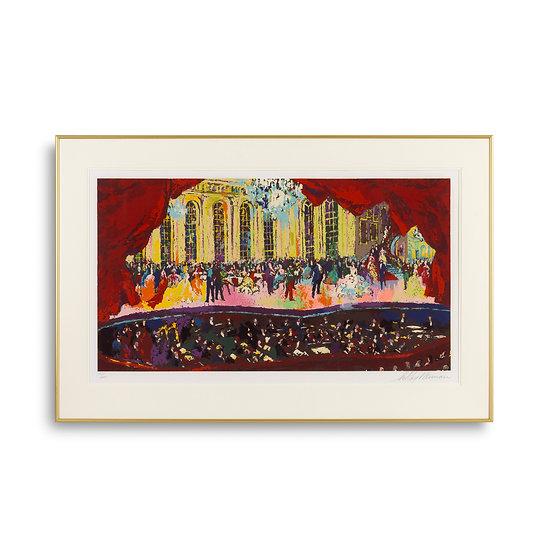 """La Traviata"" by LeRoy Neiman"