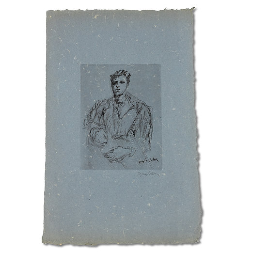 """Villon from Arthur Rimbaud vu Par Des Peintres Contemporains"" by Arthur Rimbaud"