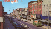 Ryan Conroy: History of Phoenixville Business and the Schuylkill River