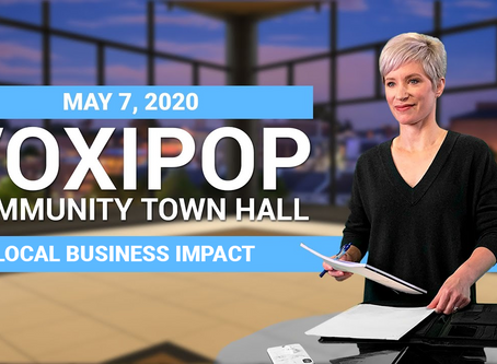 Community Town Hall - Local Business Impact & Emerging Technologies