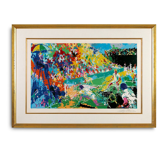 """Love Story"" by LeRoy Neiman"