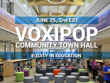 Community Town Hall - Equity in Education