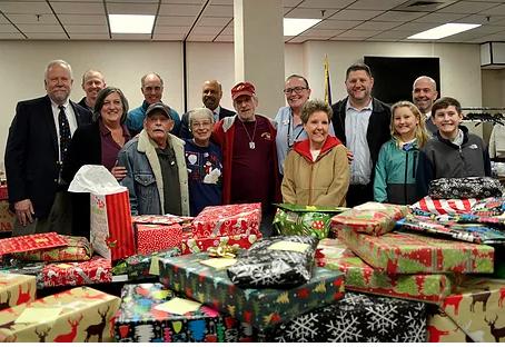 Veterans Gift Drive