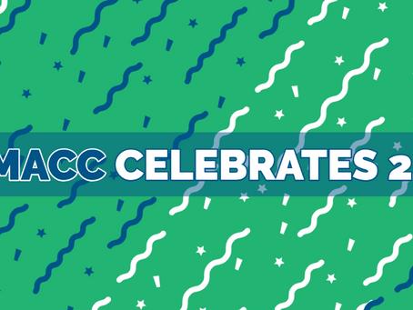 TMACC Celebrates 26!