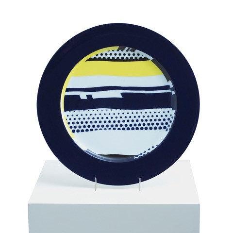 """""""Service Dish"""" by Roy Lichtenstein"""