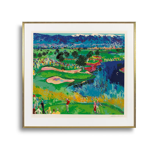 """The Cove at Vintage"" by LeRoy Neiman"