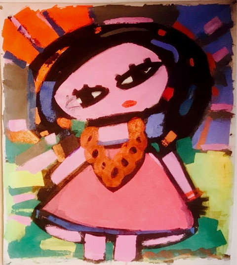 """""""Girl Child"""" by Rascal"""