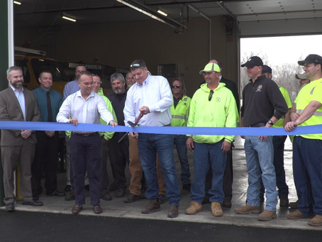 Phoenixville Borough Unveils New Public Works Building