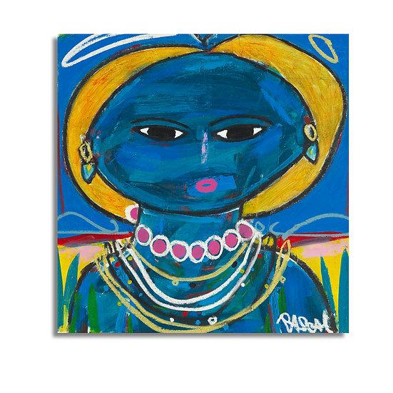 """""""Ana Blue"""" by Rascal"""
