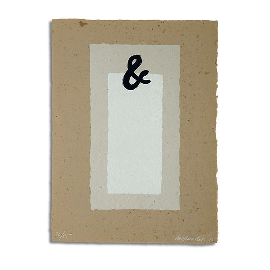 """Ampersand"" by William Katz"