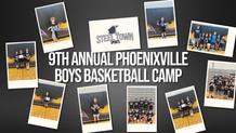 9th Annual Phoenixville Boys Basketball Camp