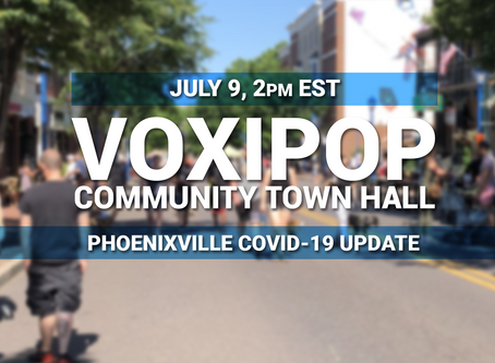 Community Town Hall - Phoenixville COVID-19 Update