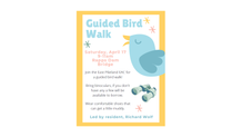 Guided Bird Walk