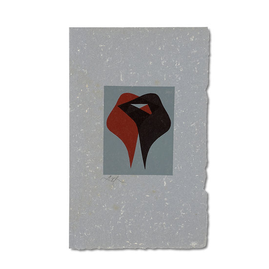 """""""Arp from Arthur Rimbaud vu Par Des Peintres Contemporains"""" by Arthur Rimbaud"""