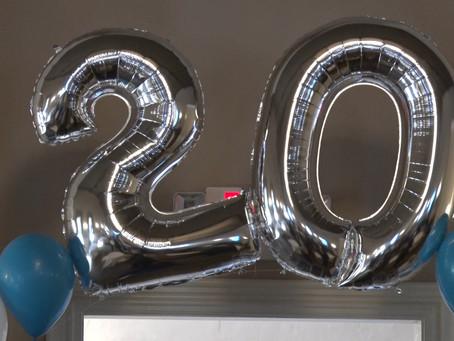 PCHF 20th Anniversary