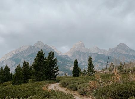 the grand tetons: where to hike, sleep & eat