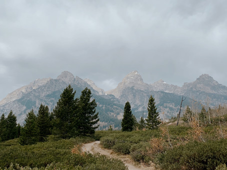 the grand tetons: where to hike, sleep & eat
