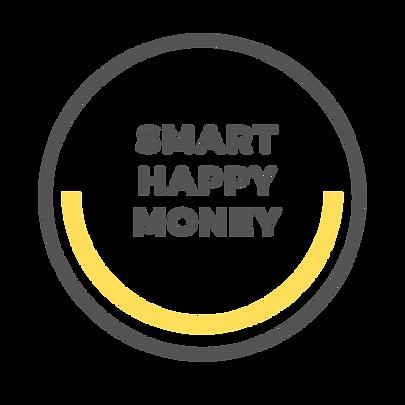 logo 8 (happy in line) Transparent backg