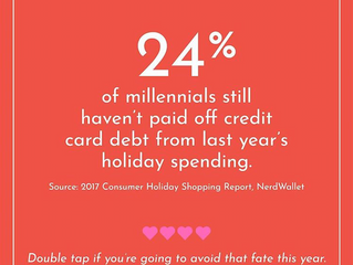 Smart.Happy.Money 10:  It's Christmas time, put away the credit card!