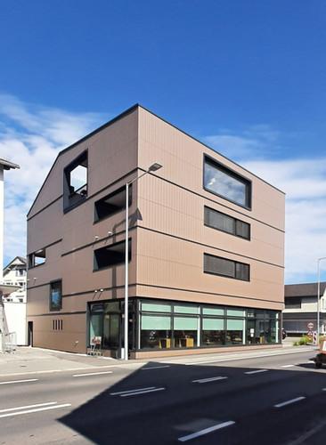 Wohn- und Geschäftshaus in Lauterach