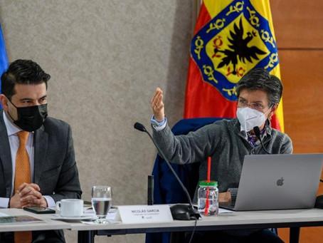 Bogotá y Cundinamarca radicarán en el Congreso proyecto de Ley para Región Metropolitana