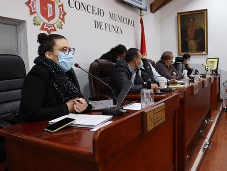 Concejales de Sopó y Funza revisan proyecto de Ley para la Región Metropolitana
