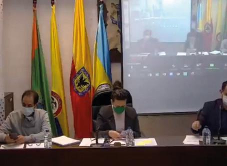 El sentido comunitario es la prioridad para el municipio de La Calera