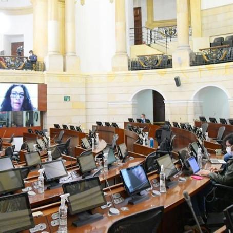 Congreso recibió opiniones y aportes de la ciudadanía sobre la Región Metropolitana