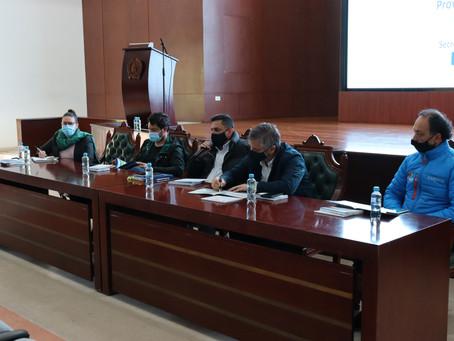 Alcaldes de Sabana Occidente revisan potenciales beneficios de la Región Metropolitana