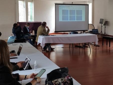 Provincia de Sabana Centro analiza beneficios de la Región Metropolitana