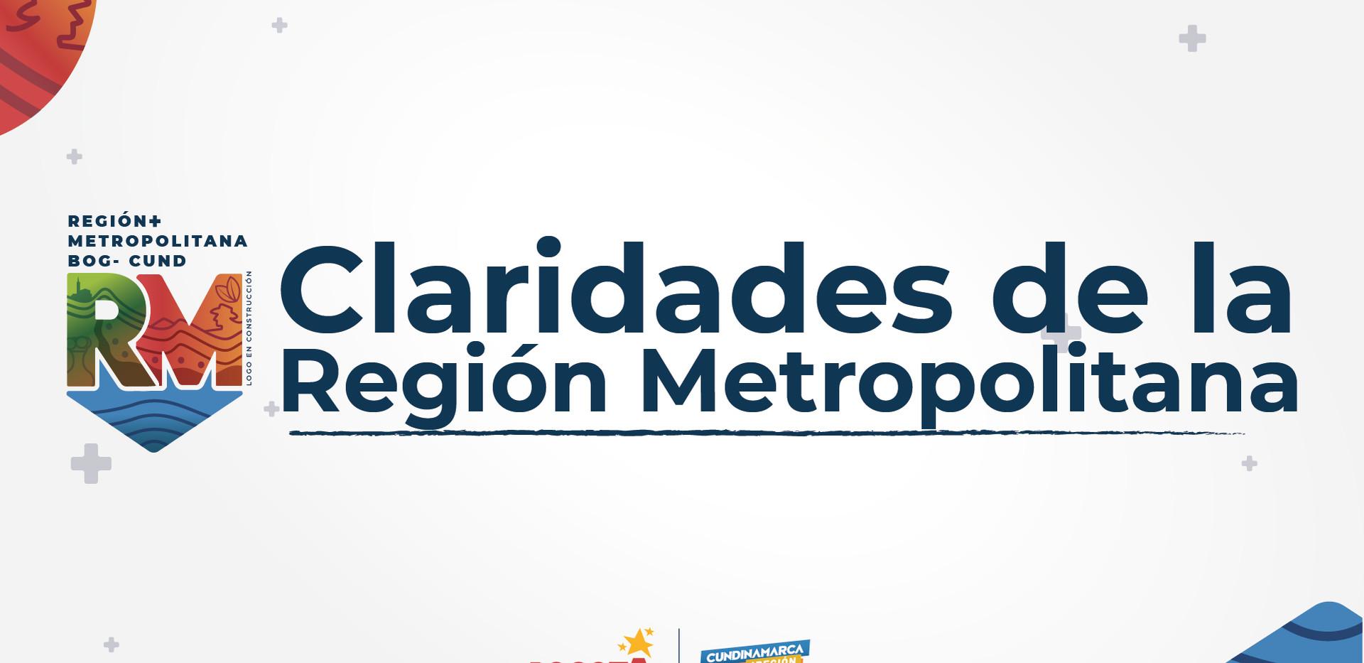 Claridades de la Región Metropolitana