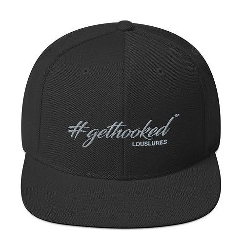 GETHOOKEDLOUSLURES® Snapback Hat