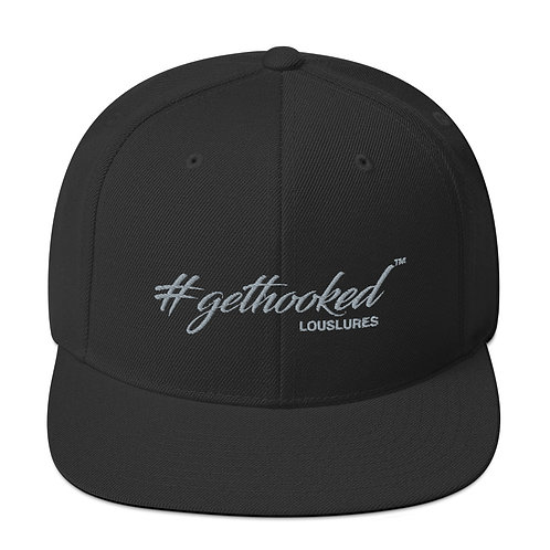 Get Hooked Snapback Hat