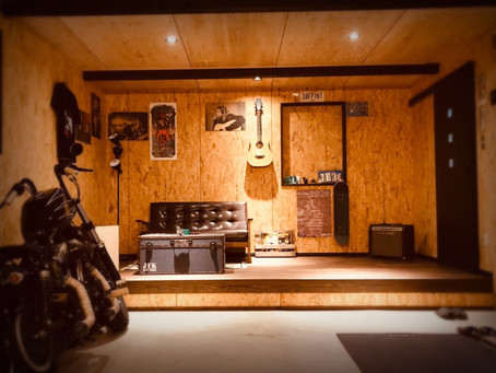 Garage♪