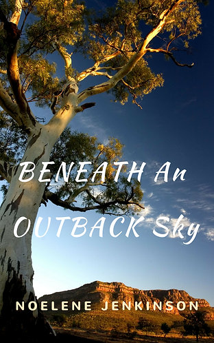 Beneath an Outback Sky, Book #2 Nash Family Series
