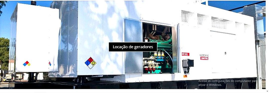 empresas de manutenção de geradores
