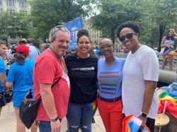 CPA Rally-LGBTQ Budget Coalition Members
