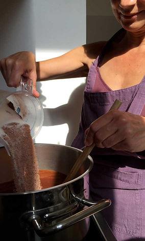 cuisine Atanka  traiteur bio Paris