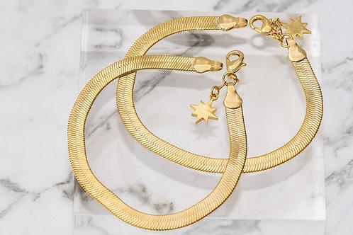 HB Bracelet - Gold