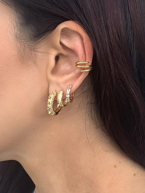 Triplet Ear Cuff