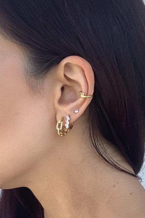 CZ Ear Cuff