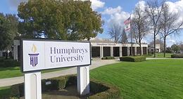 Humphreys University (漢佛萊斯大學)