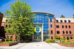 University of Oregon (奧勒岡大學)