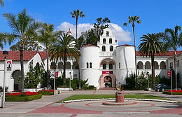 San Diego State University (聖地牙哥州立大學)