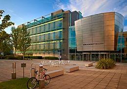 Anglia Ruskin University (安格里亞魯斯金大學)