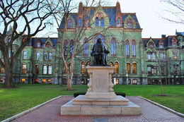 University of Pennsylvania  (賓州大學)