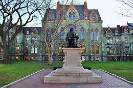 University of Pennsylvania  (賓州大學)