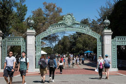 University of California Berkeley (加州大學柏克萊分校)