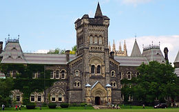 University of Toronto (多倫多大學)