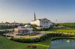 Dallas Baptist University (達拉斯浸信會大學)